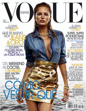 Vogue España Marzo 2012
