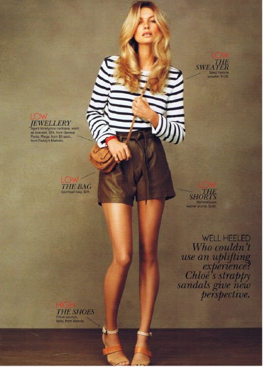 mps leather shorts vogue