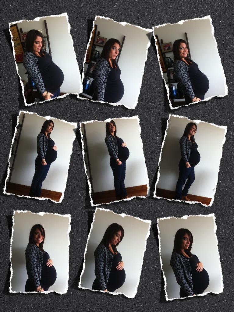 Serendipity embarazada