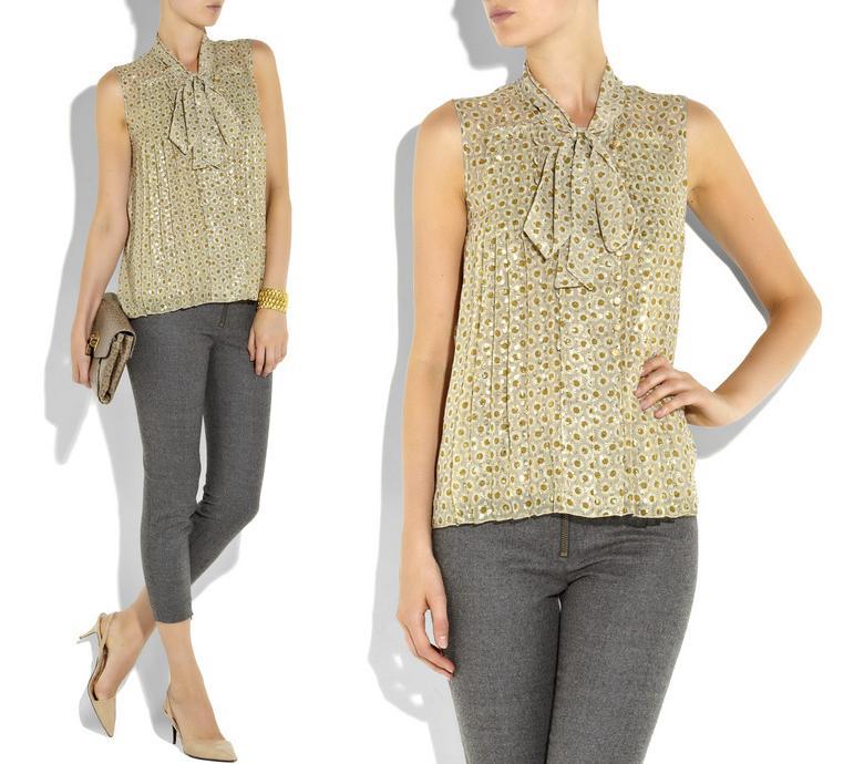 Patrones De Crochet Para Blusas