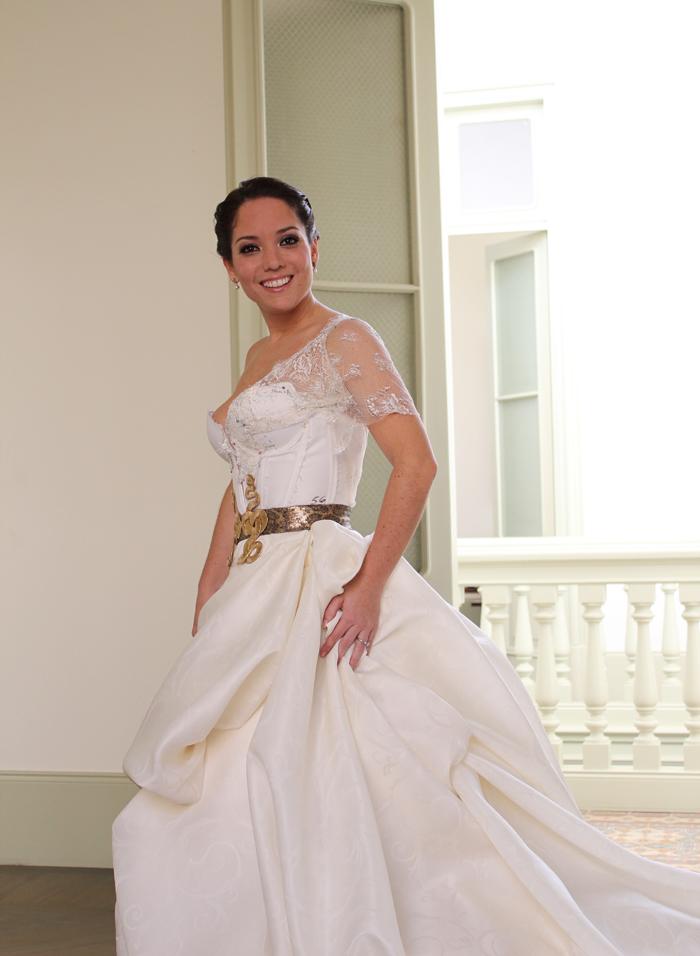 Modelos de vestidos de novia en gamarra lima