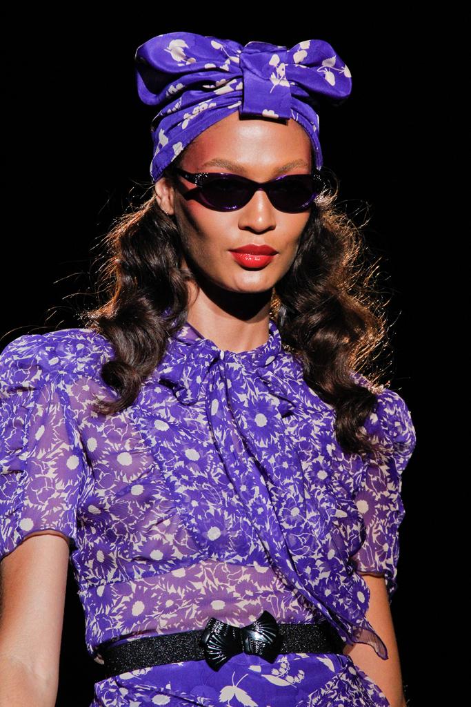 Anna Sui SS2012 Sunglasses