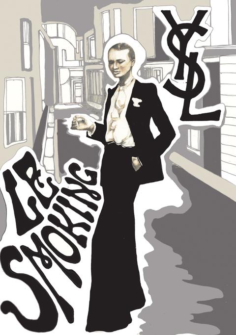 le-smoking