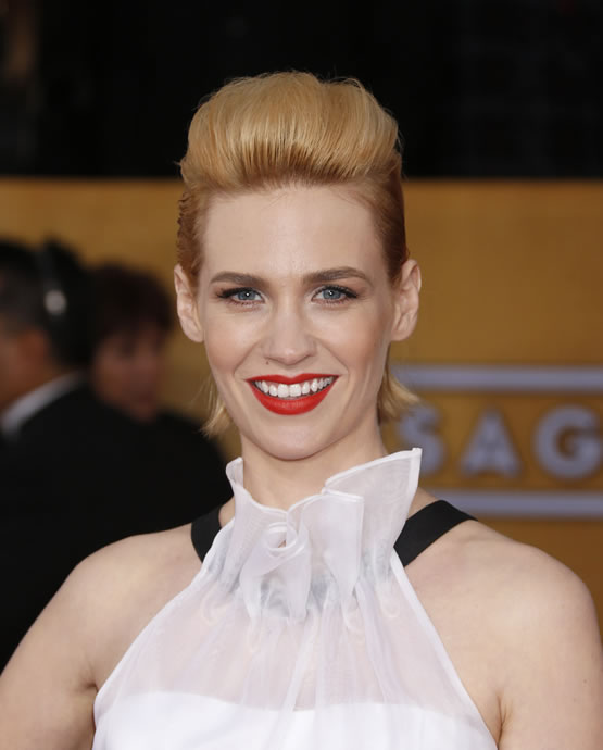 peinados january jones