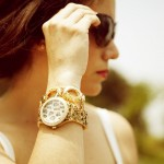 leopard guess watch