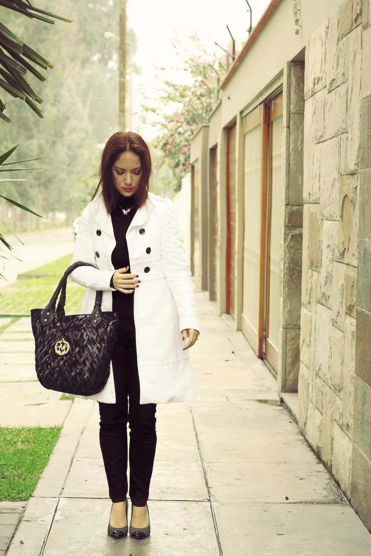 Abrigo MNG Zapatos Mercedes Salem