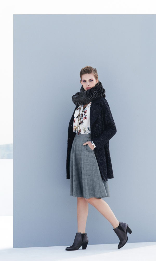 Marks & Spencer Fall Winter 2013