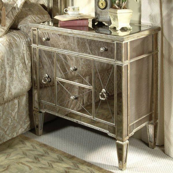 Lunes De Decoraci 243 N Mirrored Furniture La Vida De