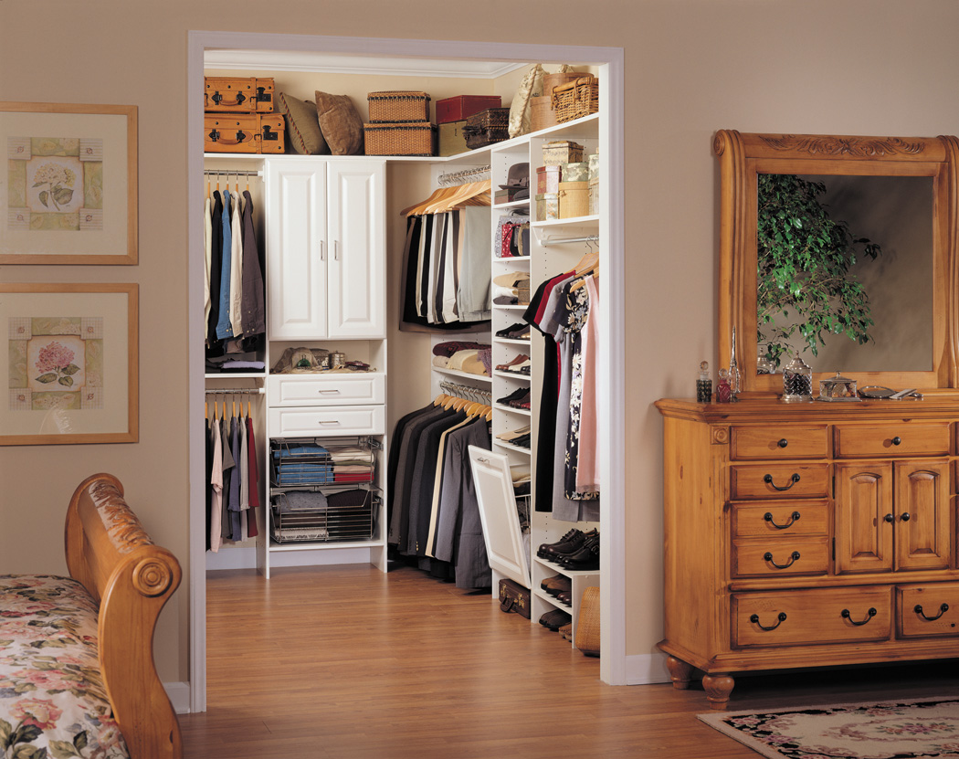 Walk In Closets By Space