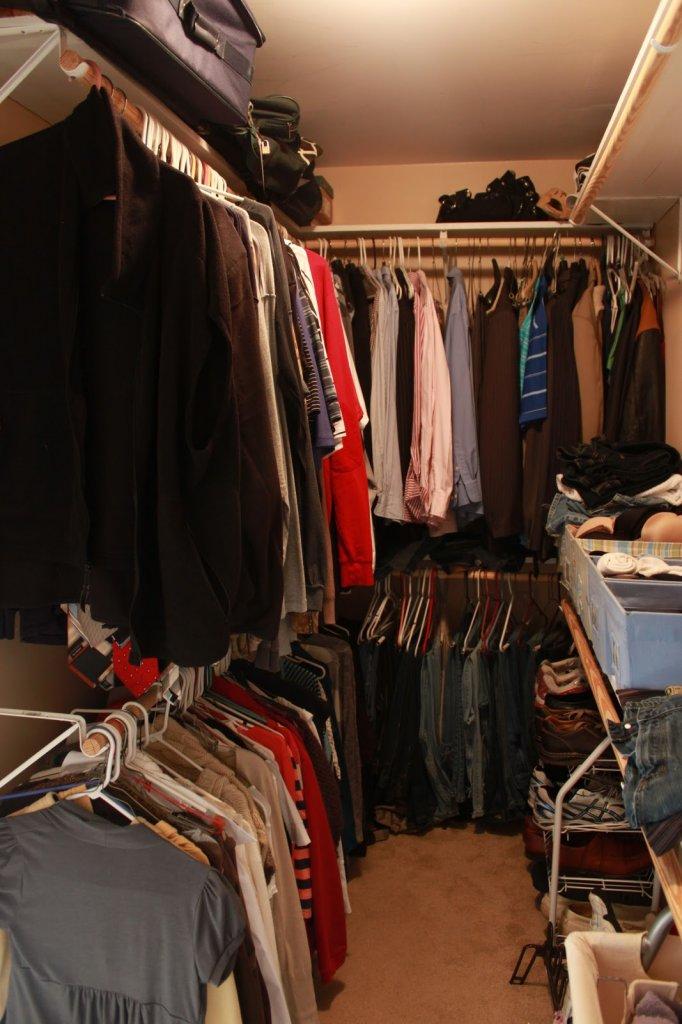Lunes de decoraci n walk in closets la vida de serendipity for Cuarto con walking closet