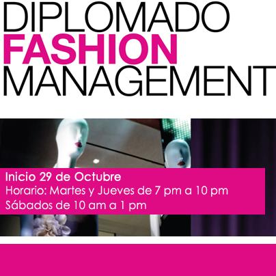 Diplomado Fashion Management