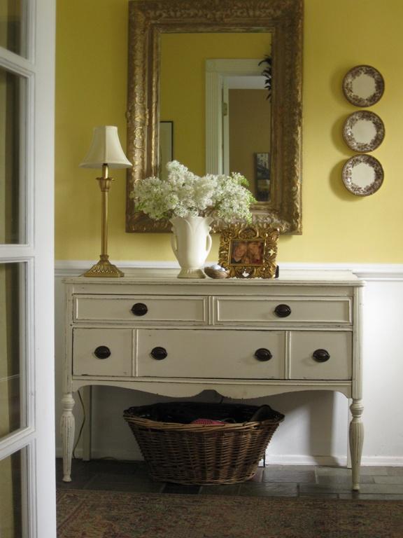Lunes de decoraci n el recibidor o foyer la vida de serendipity - Foyer ideas for small spaces paint ...