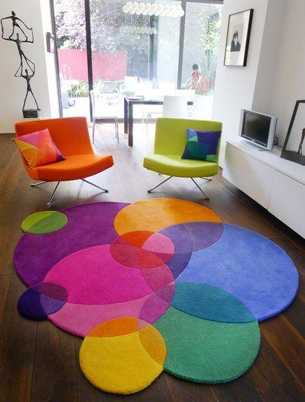 Lunes de decoraci n alfombras la vida de serendipity for Alfombra colores