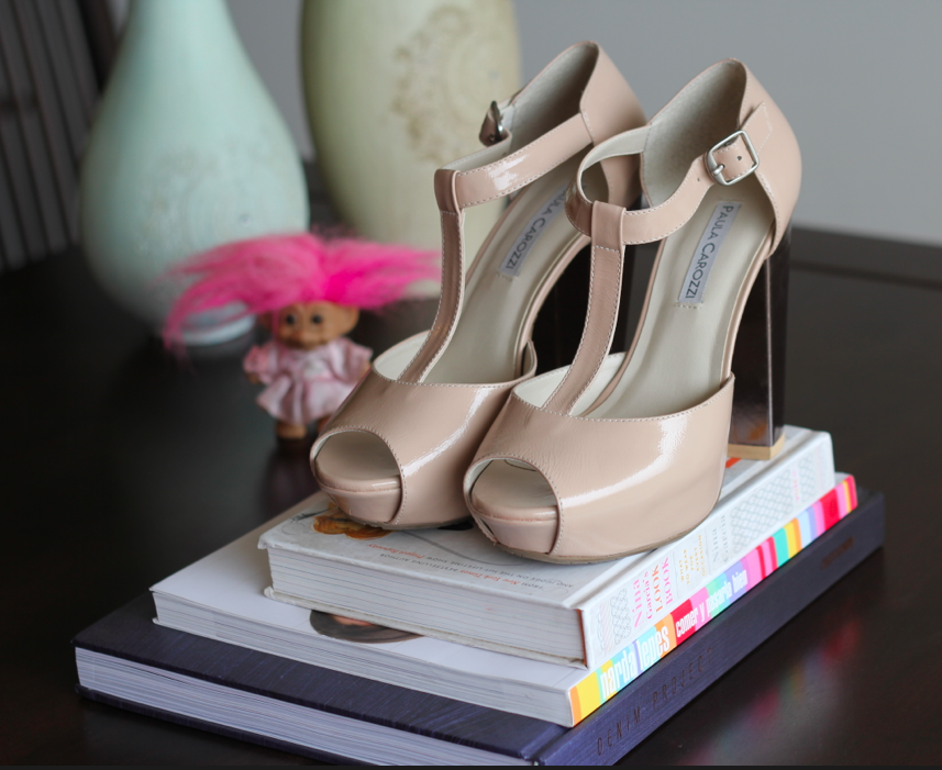 T-Strap Sandal Paula CarozziForesta