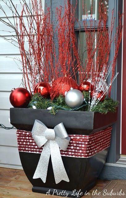 Decoracion Baño De Navidad:Lunes de decoración: Ideas SIMPLES para decorar en navidad (parte I