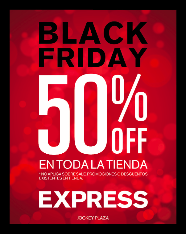 Express Black Friday