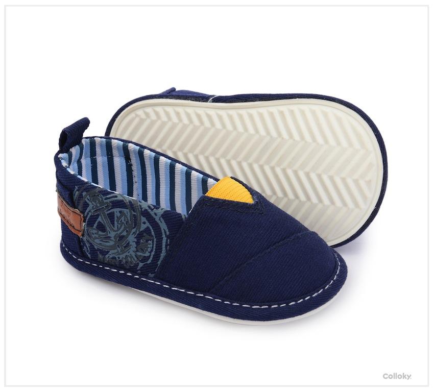 Los zapatos de bebé de la talla 16 son los números más pequeños que encontrarás entre nuestra selección de Zapatos de Talla para bebés y prea ndantes. Estos zapatos de bebé le proporcionan el cuidado que precisan en esta etapa de su vida, en torno al mes de edad.