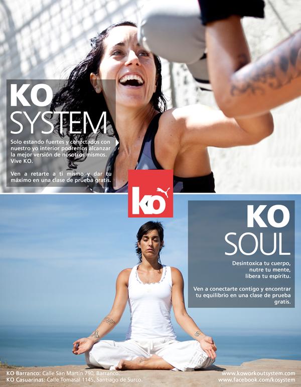 KO Workout System