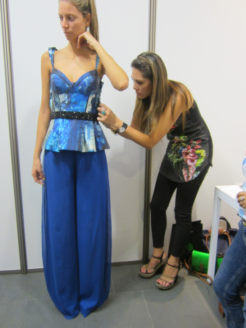 Claudia Jimenez Alta Costura Otoño Invierno 2014 - Colección Alma 10