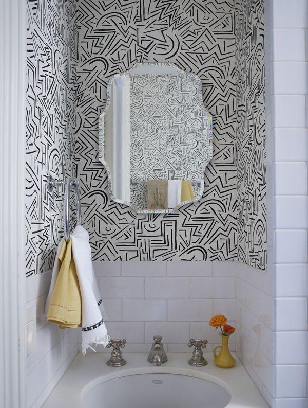 Lunes de decoraci n 10 ideas para tu casa la vida de - Papeles de decoracion ...