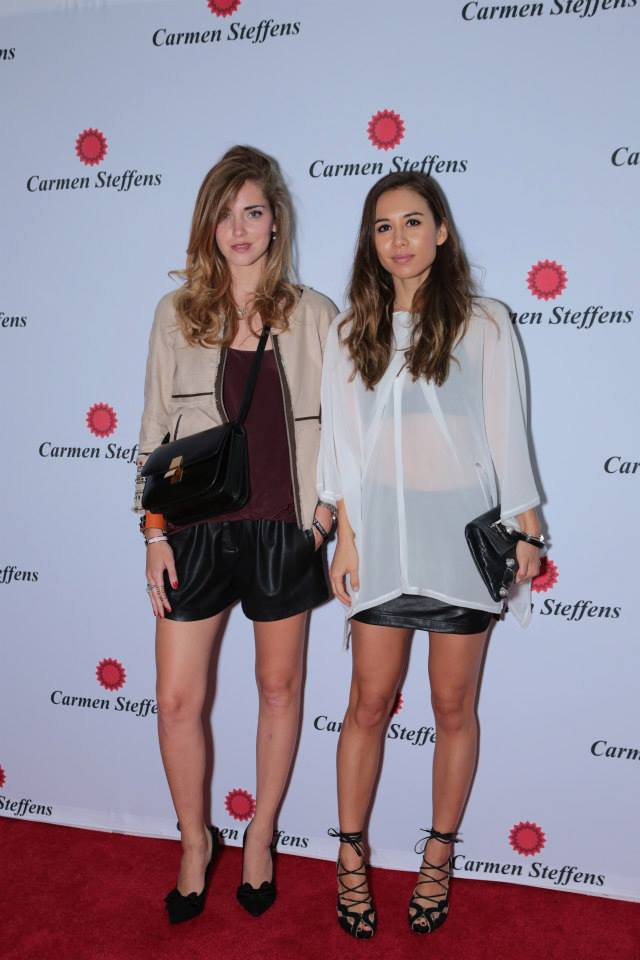 The Blonde Salad and Fashion Toast @ Carmen Steffens
