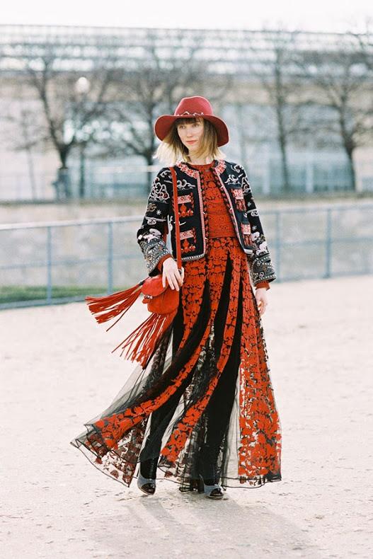 Anya Ziourova Fringed Bag