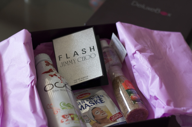 Deluxe Box Beauty Box Abril 2014