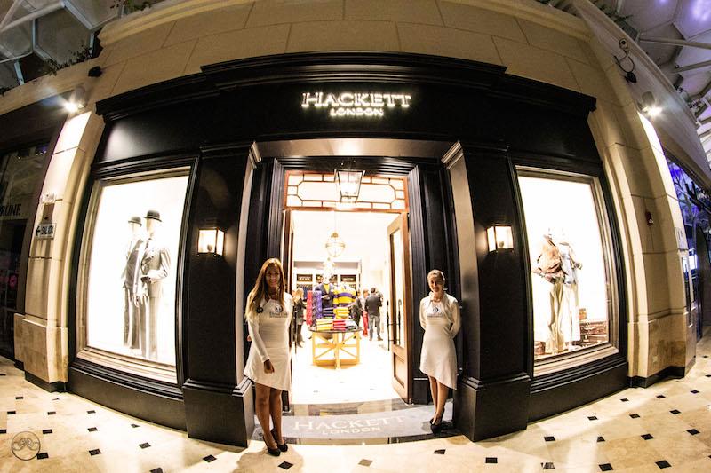 Hackett London inaigura tienda en Perú 3