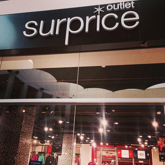 Surprise Outlet 1