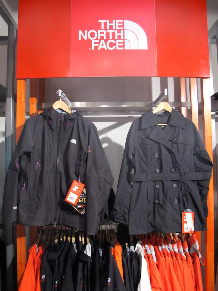 onde comprar north face em miami