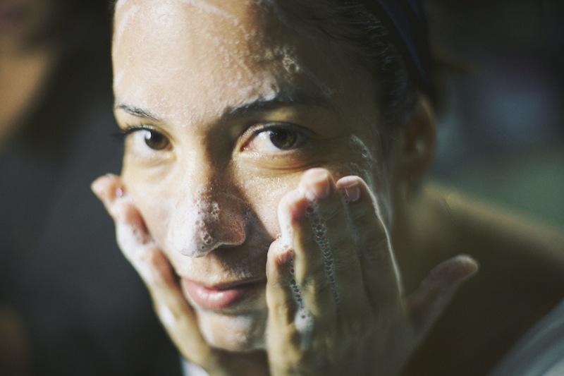 La Vida de Serendipity Belleza limpieza facial