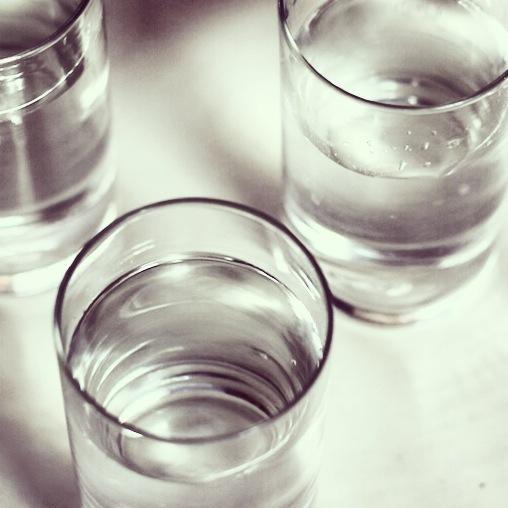 hidratr 8 vasos de agua al dia La Vida de Serendipity