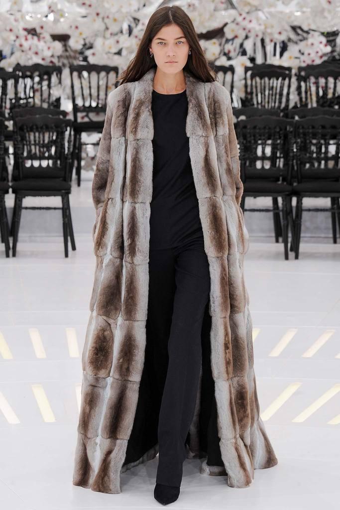 Christian Dior Alta Costura Otoño Invierno 2014 2015 1