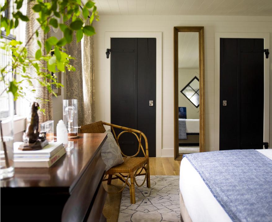 Lunes de decoraci n te atreves a pintar tus puertas de - Pintar puertas de blanco en casa ...