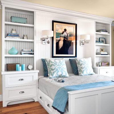 Lunes de decoraci n c mo organizar habitaciones peque as for Closet dormitorio matrimonial