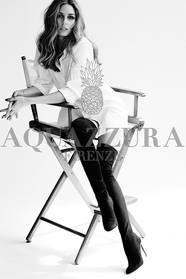 olivia palermo aquazzurra shoe colection