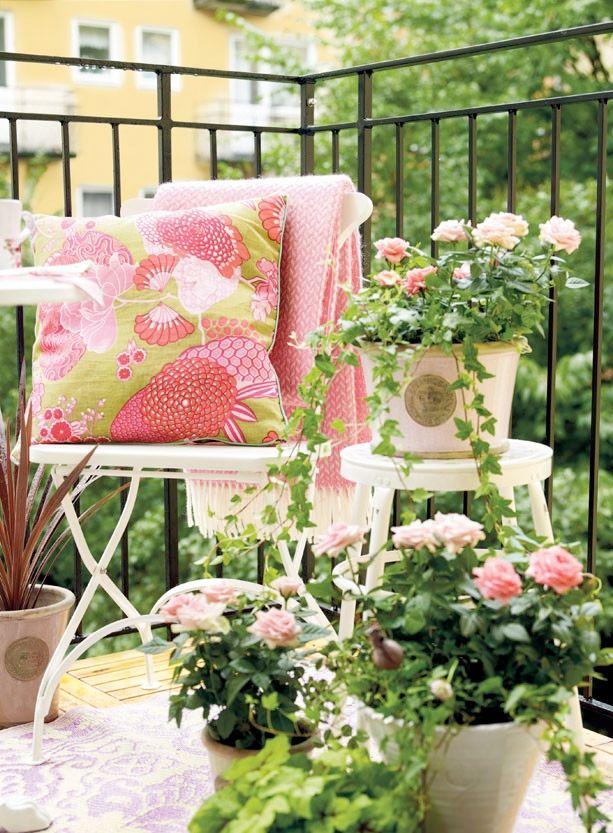 decorando en primavera