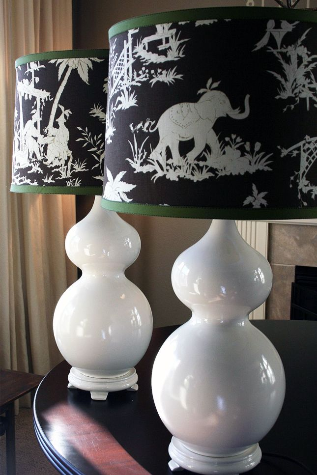 lamps with patterns