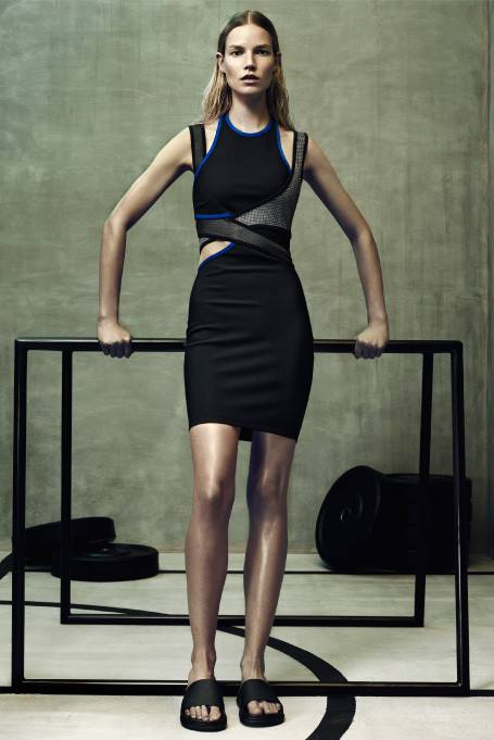 alexander wang hm collection