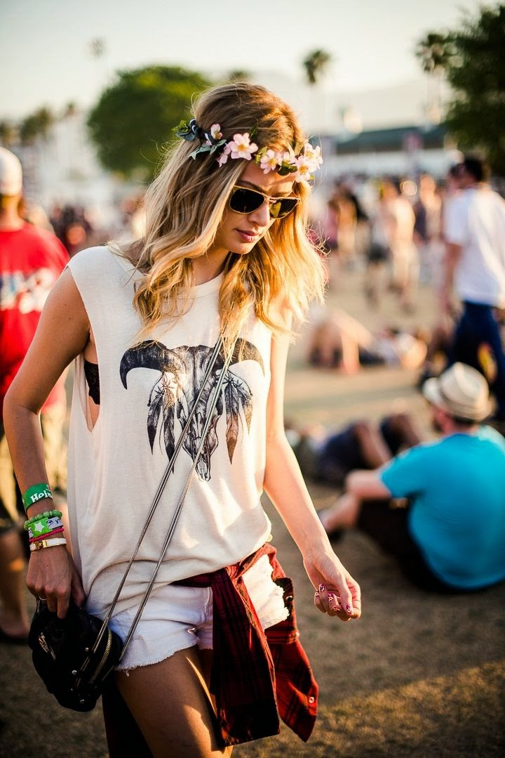 festival style look