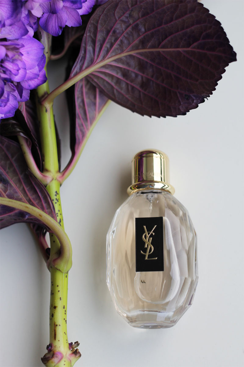perfume  parisiene ysl