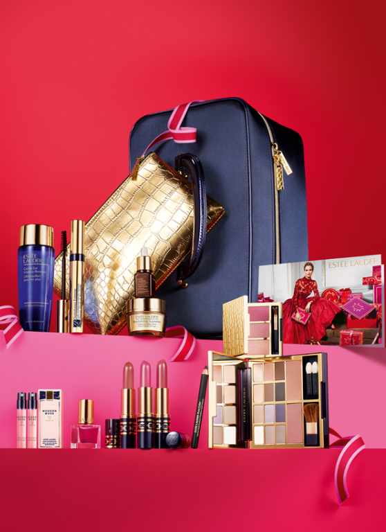 estee lauder make up holiday serendipity