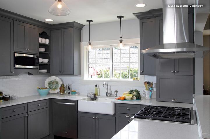 Cómo hacer que tu cocina se vea elegante + Tendencia en cocinas | La ...