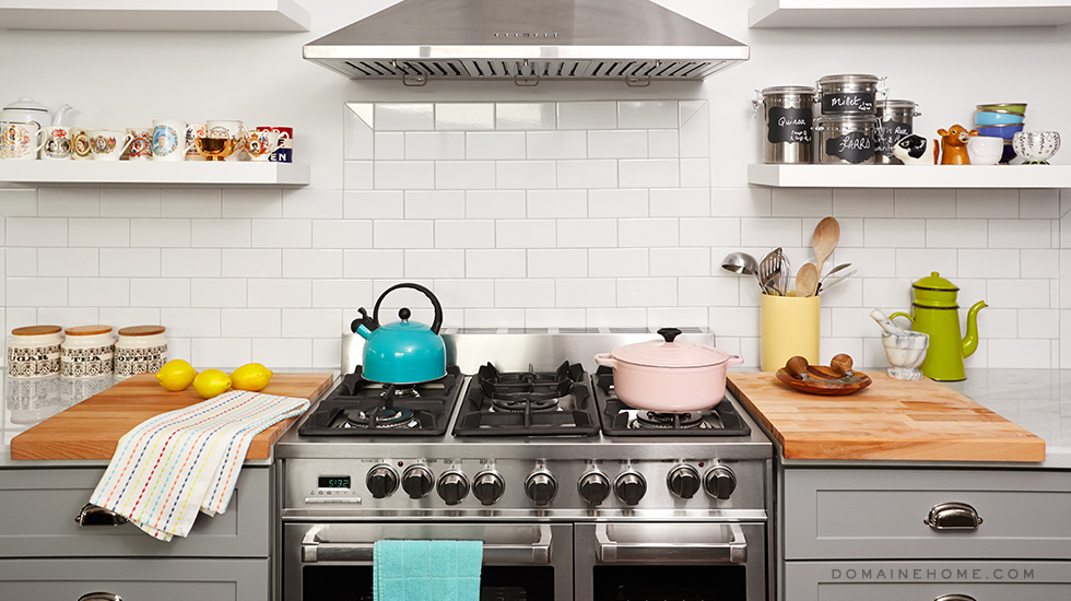 Cómo hacer que tu cocina se vea elegante   tendencia en cocinas ...