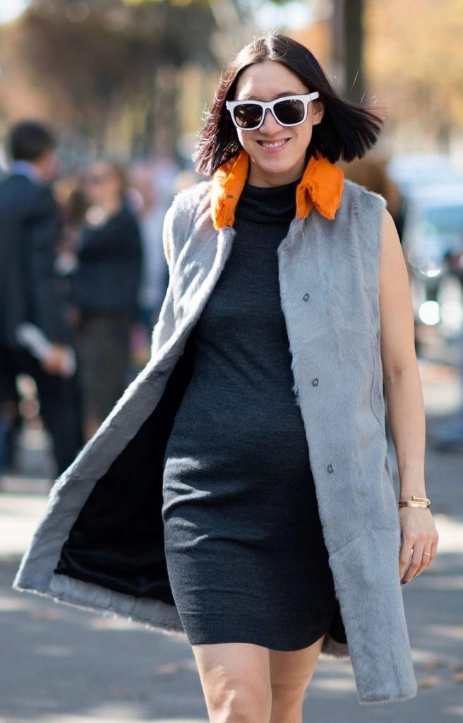 evha chen pregnant lokk