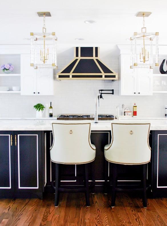 kitchen modern makeover