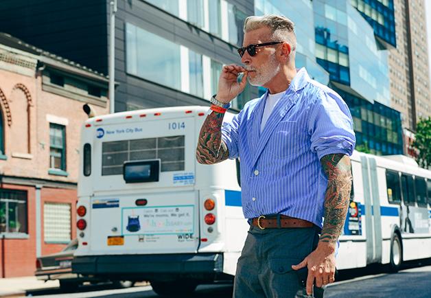 men style for summer