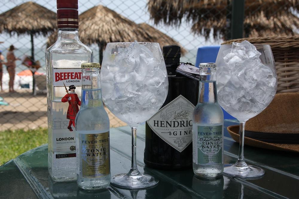 Gin Hendricks Beefeater
