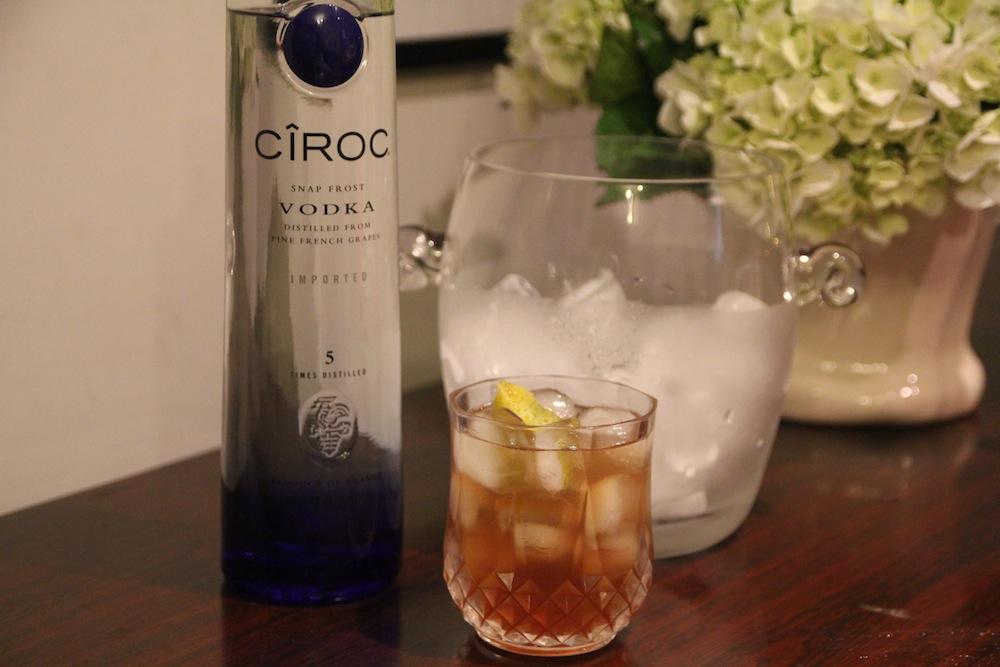 Ciroc Old Fashioned