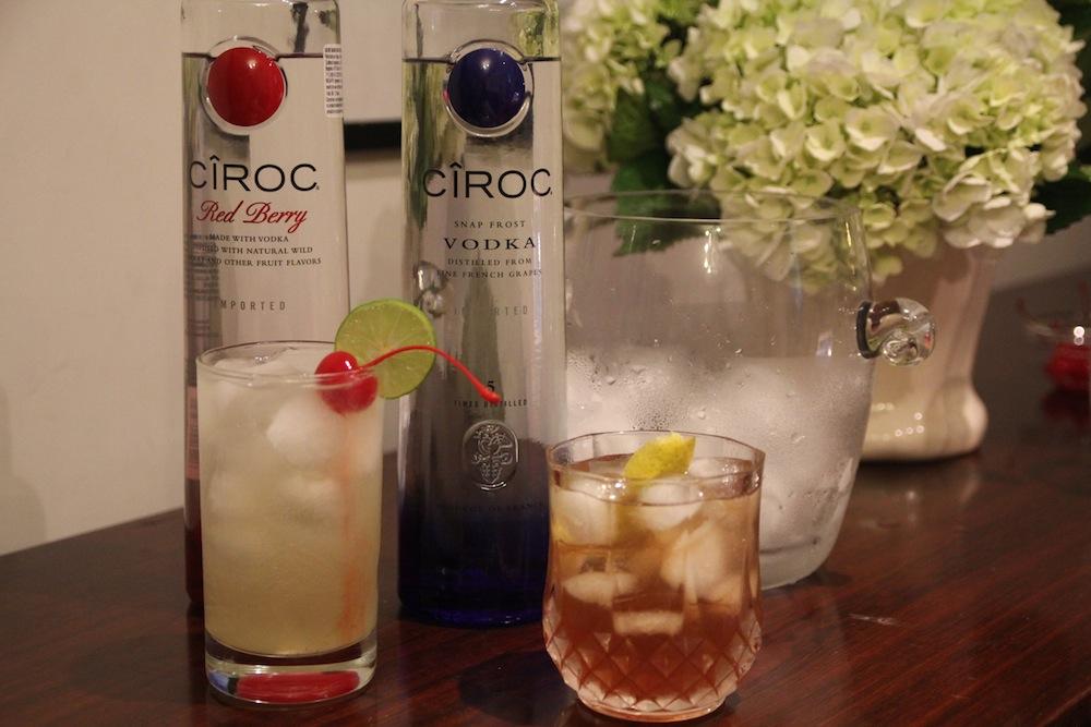 Moscow Mule y Vodka Old Fashioned